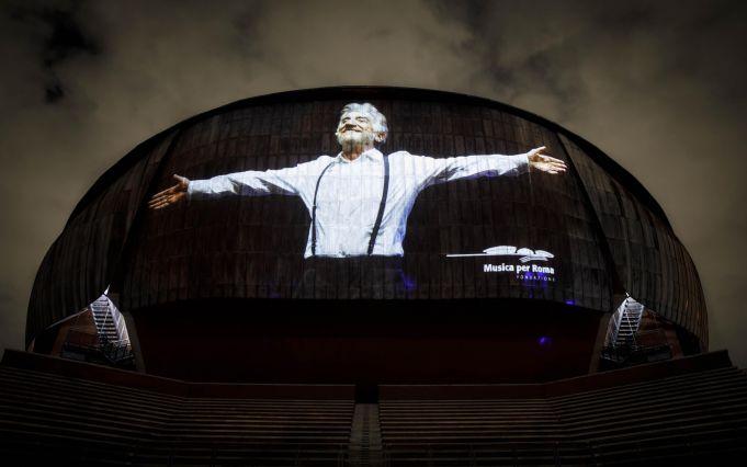Rome bids final farewell to Gigi Proietti