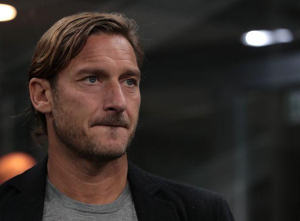 Francesco Totti tests positive for covid-19