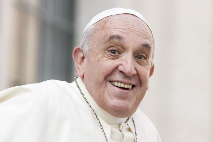 Pope Francis turns 84 today