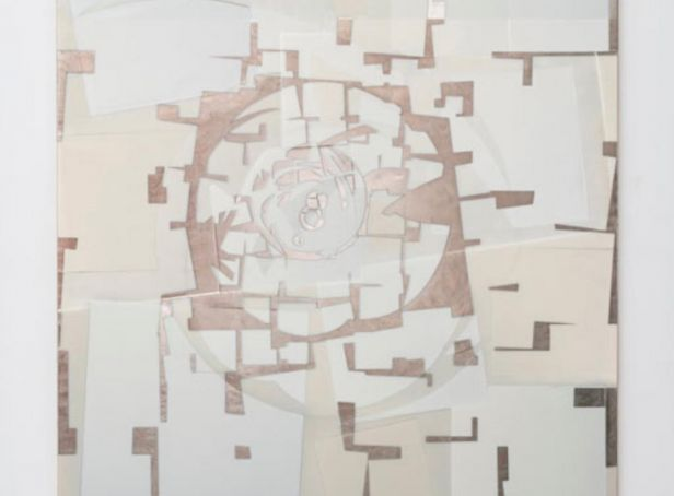 Domenico Bianchi exhibition at Lorcan O'Neill Gallery in Rome