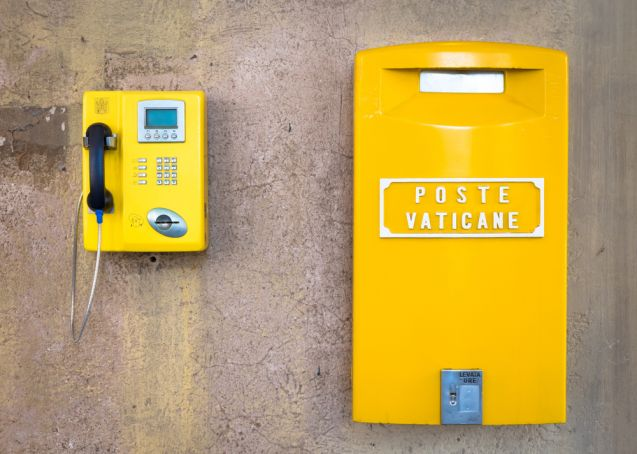 Vatican Post Office: How to send a letter from Vatican City