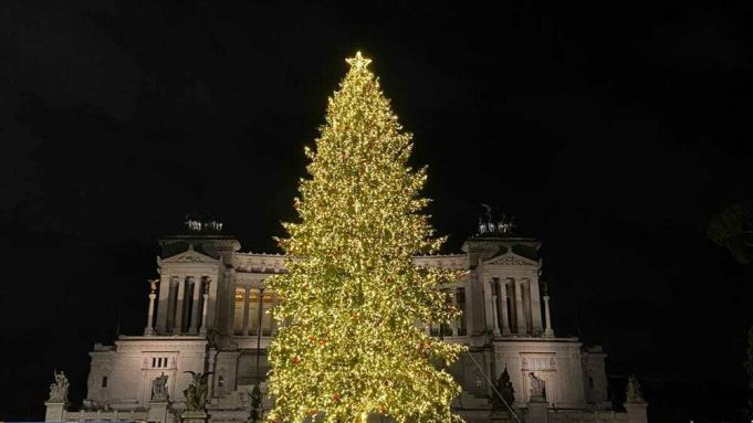 Rome to light up Christmas tree on Festa dell'Immacolata