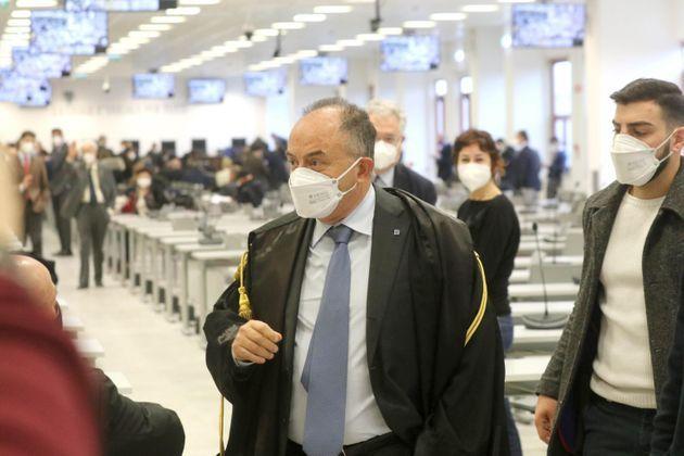 Italy goes after 'Ndrangheta clan in landmark modern-day anti-mafia trial