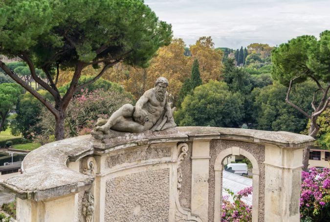 Villa Celimontana in Rome