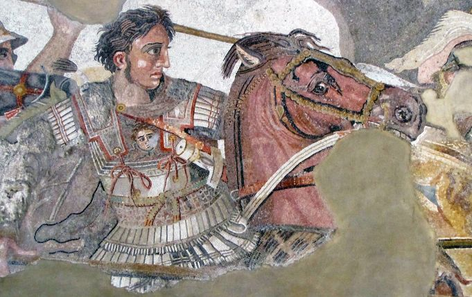 Italy: Pompeii's Alexander Mosaic to be restored