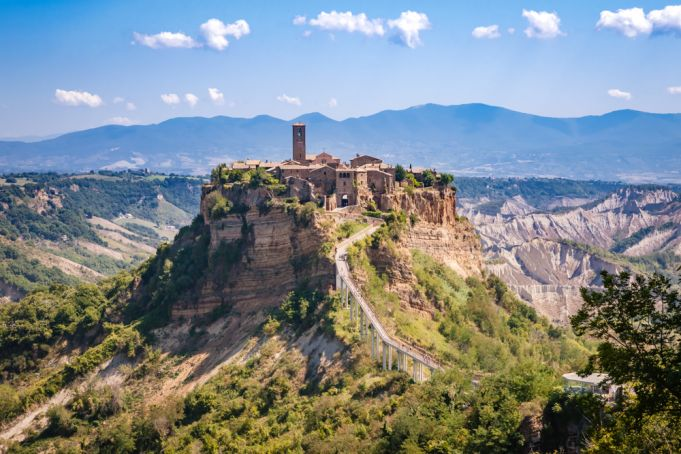 Italy's 'dying town' is up for UNESCO recognition