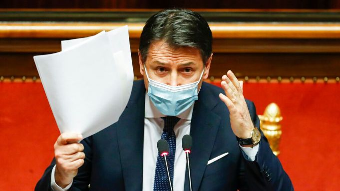 Italy's premier Conte resigns amid deepening political crisis