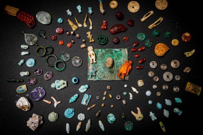 Pompeii unveils its treasures in reopened Antiquarium museum