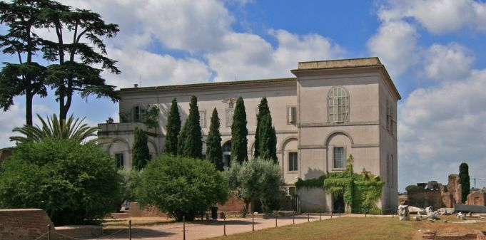Rome reopens Palatine Museum