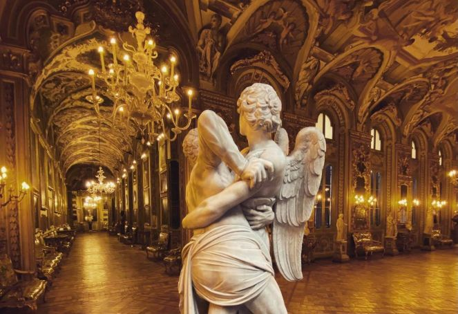 Rome's Doria Pamphilj Gallery reopens for evening visits