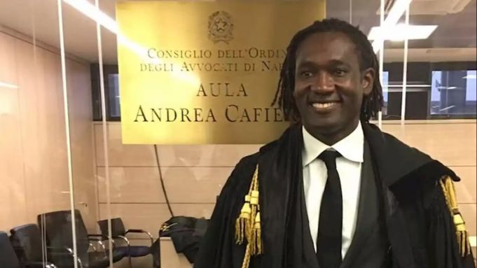 Racism in Italy: Judge asks black lawyer if he has degree