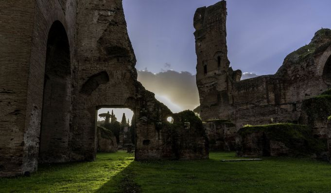 Covid-19: Rome reopens Baths of Caracalla after three months