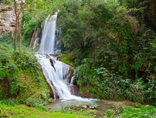 Villa Gregoriana: Tivoli's wilderness garden