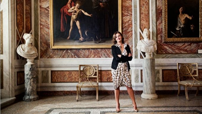 The women in charge of Rome's museums
