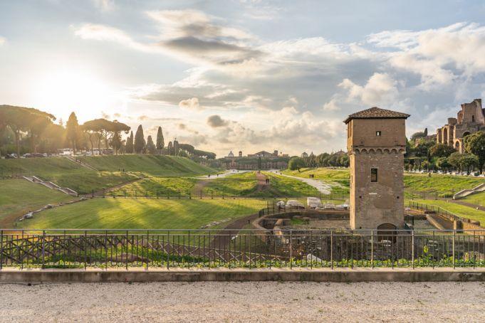 Tracing the origins of Rome's Circus Maximus