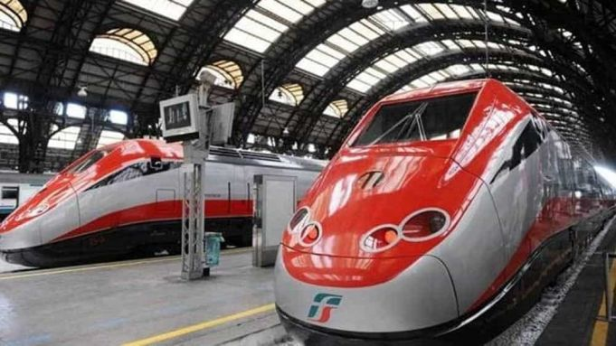 Italy to launch 'Covid-Free' trains between Rome and Milan