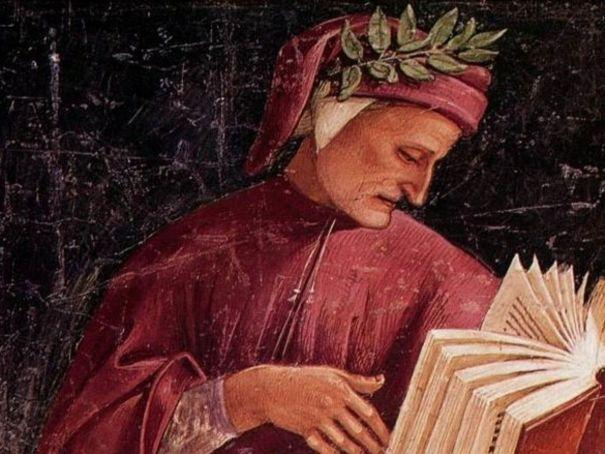 Pope Francis hails Dante as prophet of hope