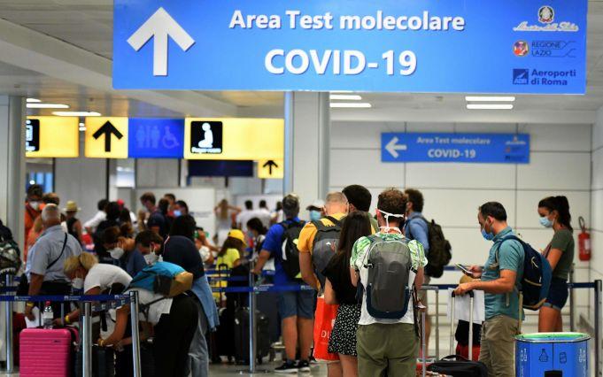 Italy imposes 5-day quarantine for EU arrivals