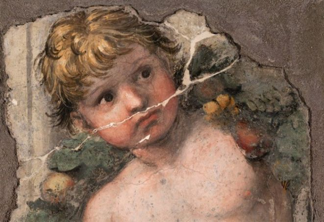 Rome fresco fragment is by Raphael, experts confirm