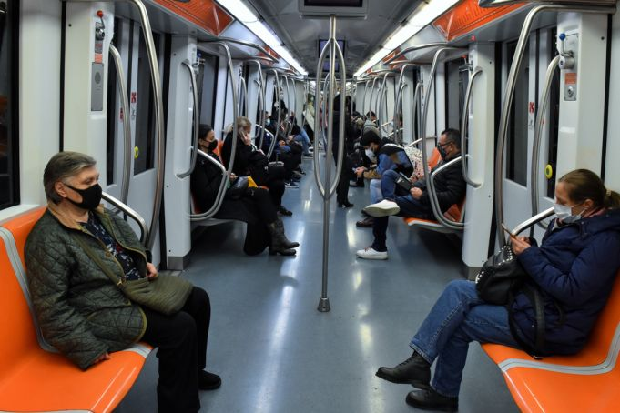 Rome bus and metro strike on 8 March