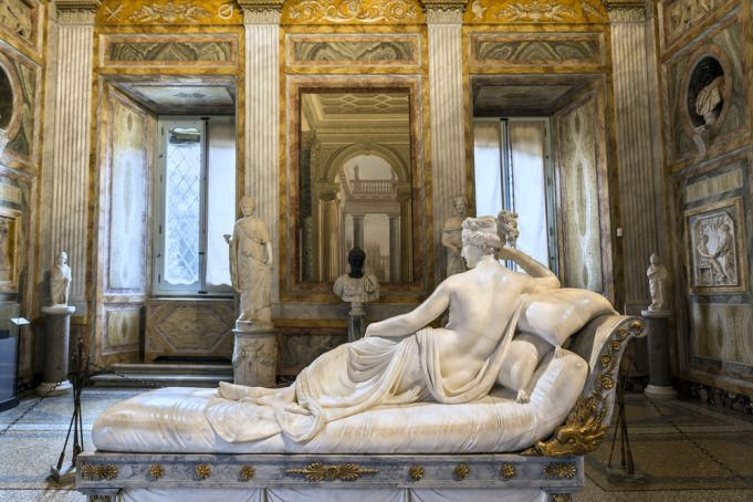 Rome's museums fall silent again under new shutdown