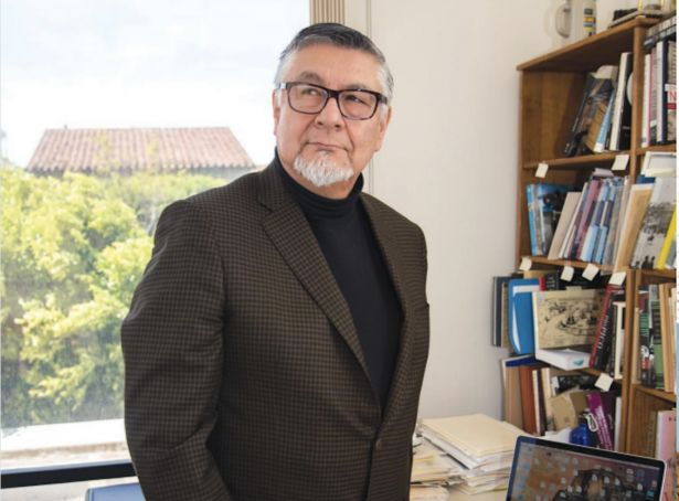 Dr David Hayes-Bautista