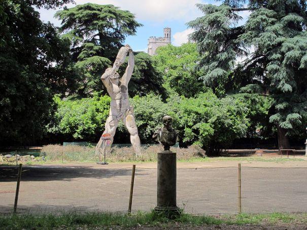 Oricellari Gardens