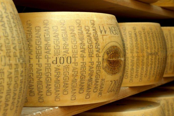 Parmigiano Wheel
