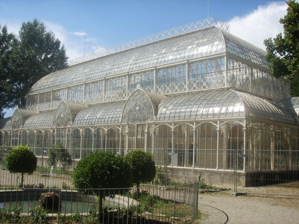 The Garden of Horticulture and the Gardens of Parnassus