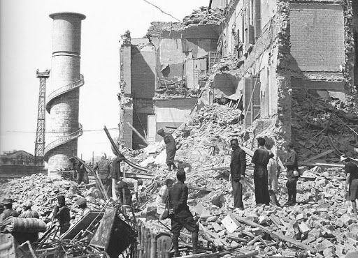 The San Lorenzo Bombing