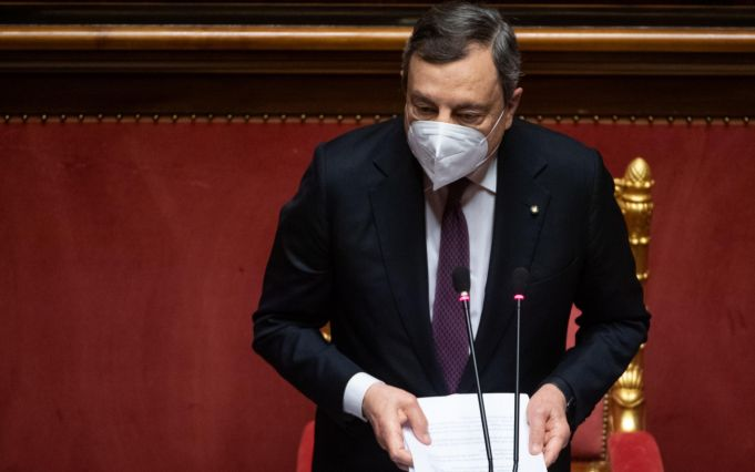 Italy approves post-covid recovery plan