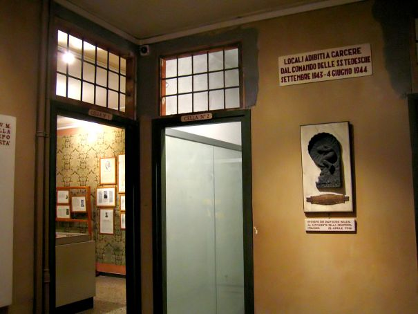 The horrific past of the Museum of the Liberation of Rome