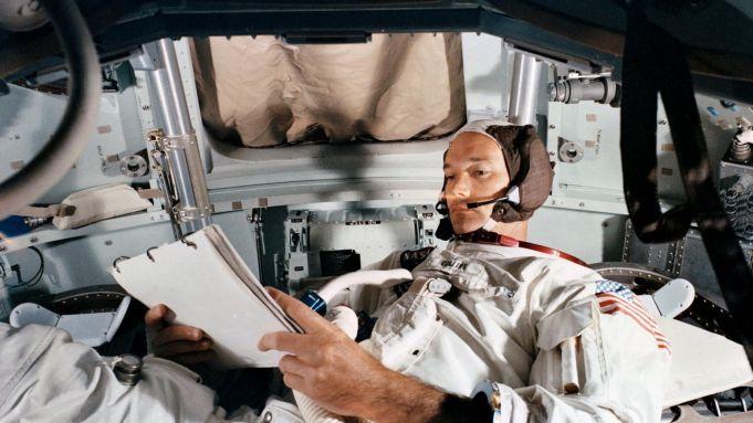 Rome bids farewell to Apollo 11 astronaut Michael Collins