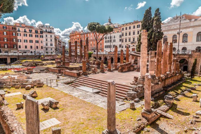 Rome to open Largo Argentina site to visitors thanks to Bulgari