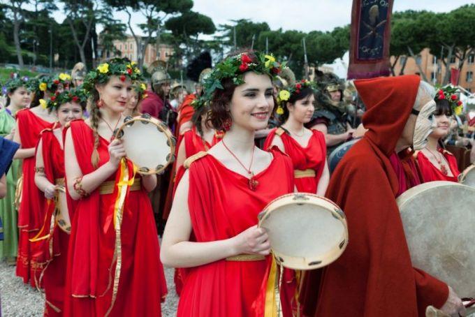 RENCONTRE SUR INTERNET Rome fête son 2774e anniversaire en 2021