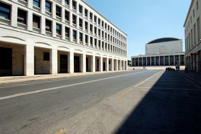 Centro Congresssi EUR