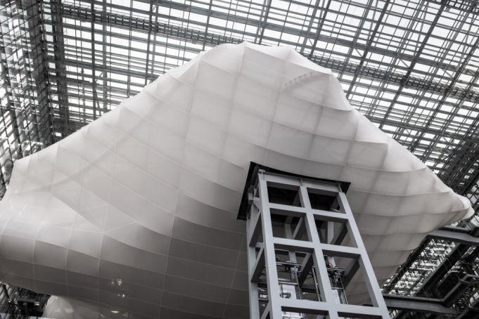 Contemporary architecture in Rome