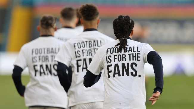 Roma, Lazio and the European Super League