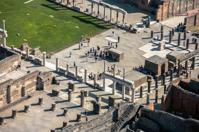 Pompei and Herculanum