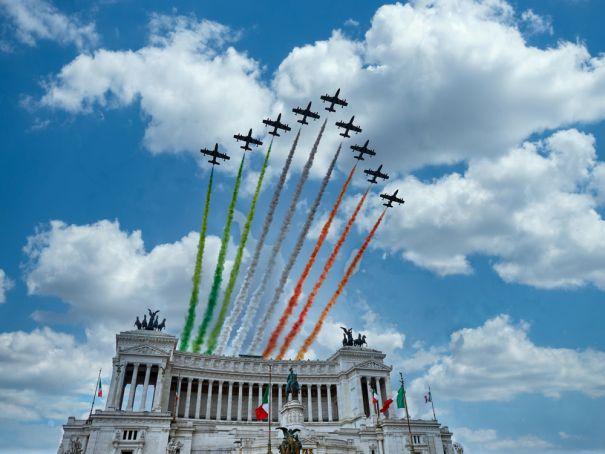 Italy celebrates 75th Festa della Repubblica with public holiday on 2 June