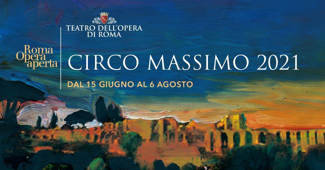 Romes summer opera season returns to the Circus Maximus