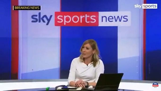 Mourinho: 'What does 'Daje Roma' mean?' ask British TV presenters