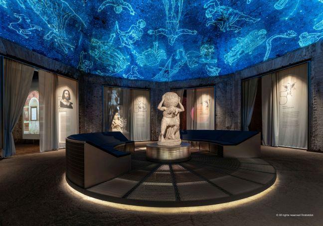 Rome's Domus Aurea reopens with homage to Raphael