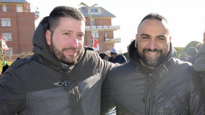 Luca Marsella and Roberto Spada