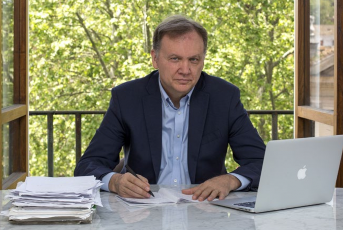 Interview with Scott Sprenger, President of The American University of Rome