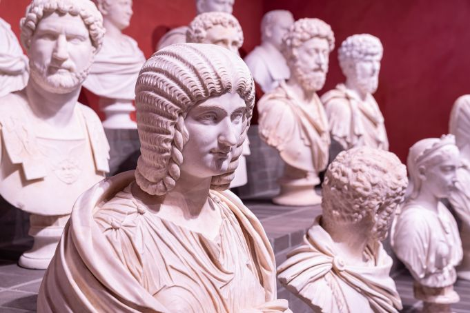 Rome extends Torlonia Marbles show until 2022