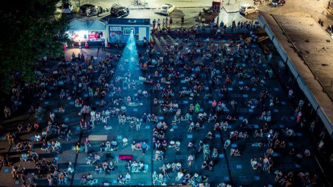 Cinema in Piazza: Rome's free film festival under the stars