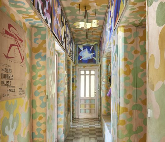 World of colour: Rome opens Futurist home of Giacomo Balla