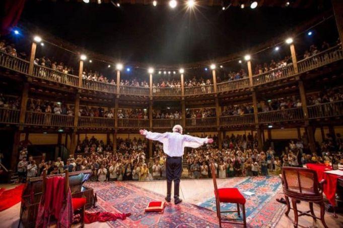 Rome renames Globe Theatre after Gigi Proietti ahead of 2021 Shakespeare festival