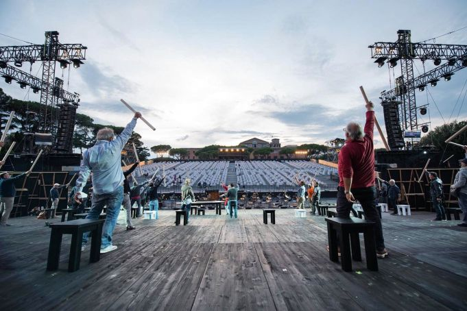 Rome opens summer opera season in Circus Maximus